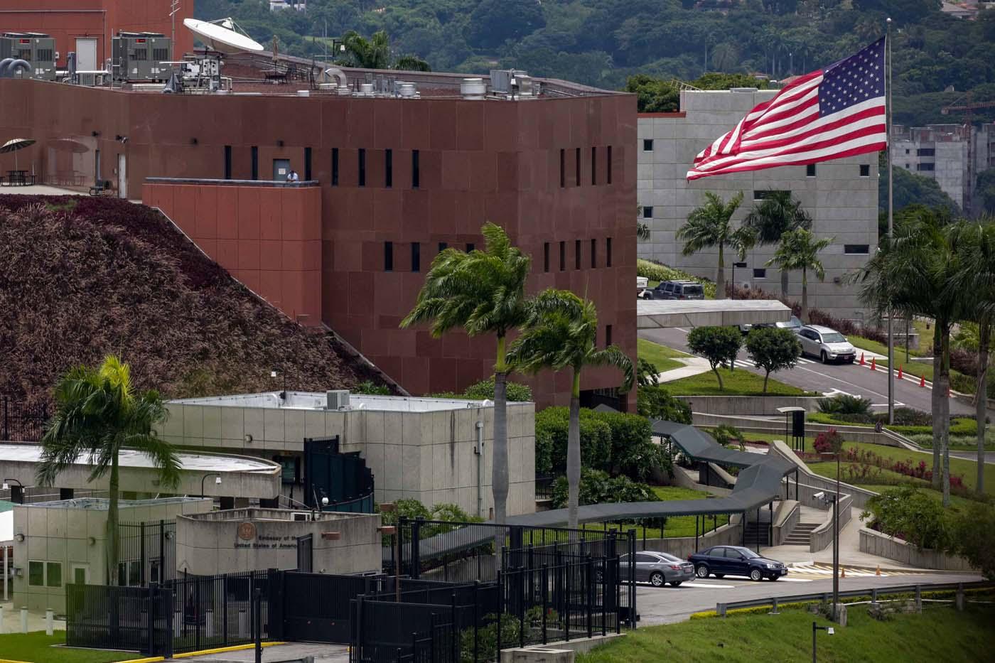 Embajada de Estados Unidos en Venezuela reanuda proceso de ...