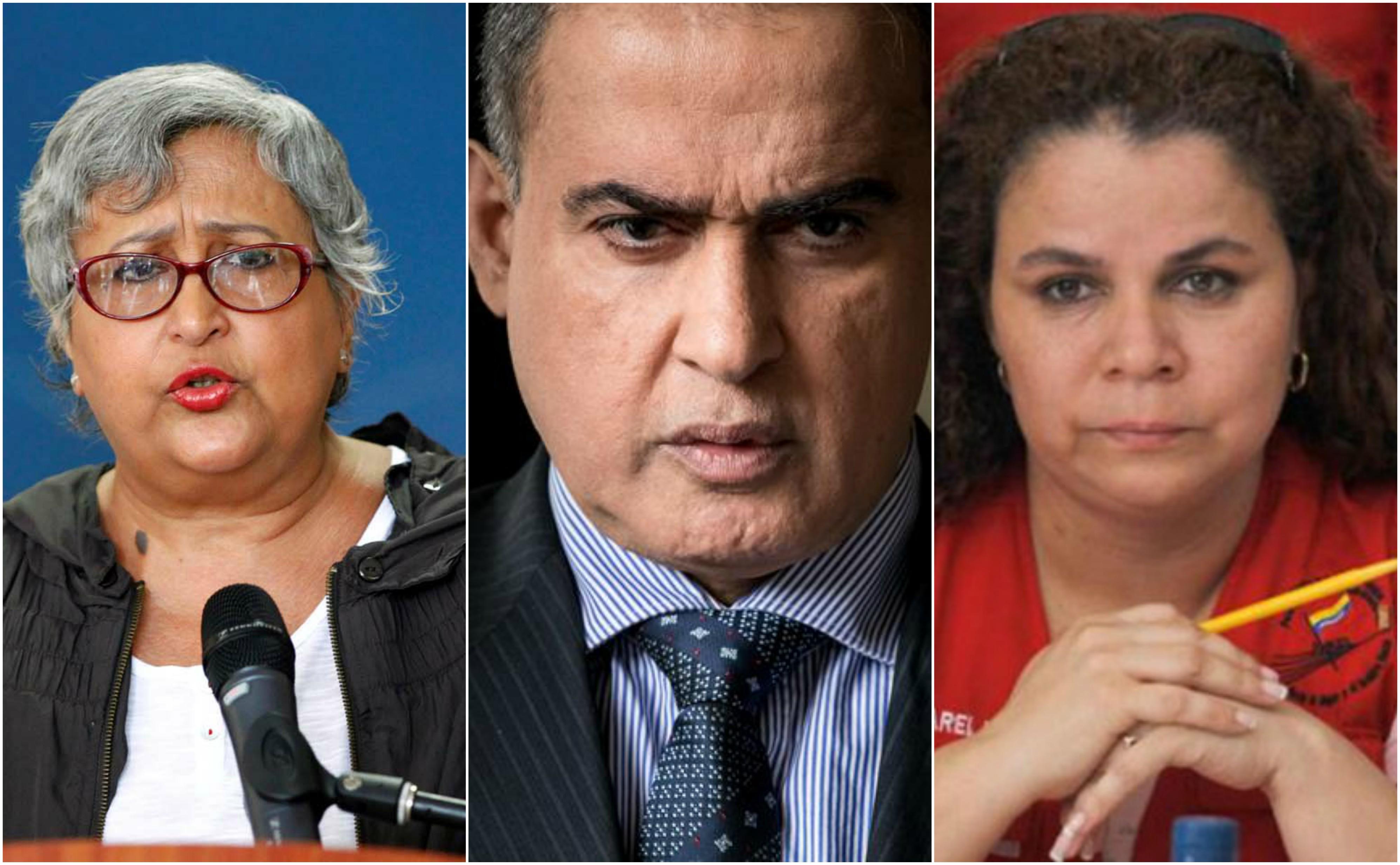Lucena, Saab, Iris Varela