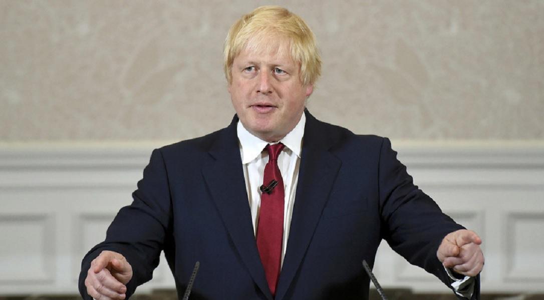 El secretario de relaciones exteriores de Reino Unido, Boris Johnson / Cortesía