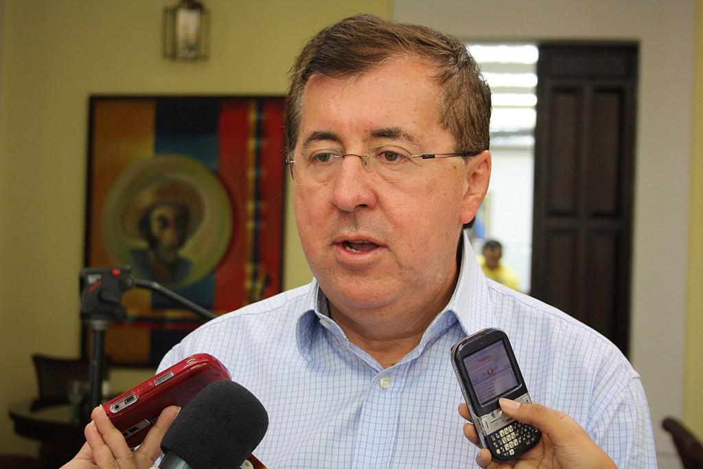 CPV ex gobernador del Tachira
