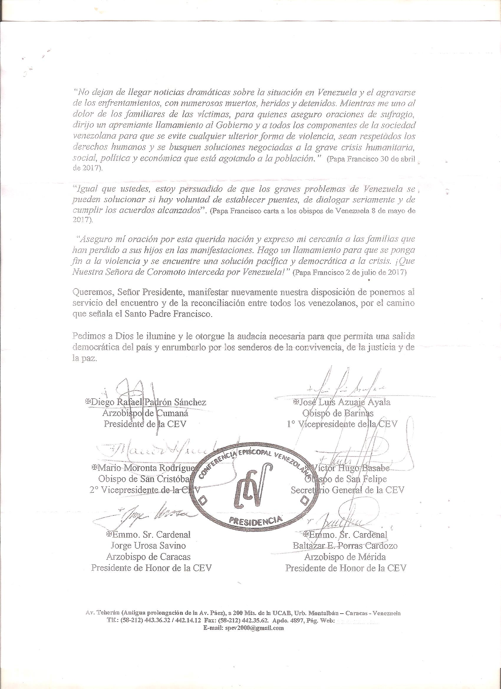 Carta_CEV_a_Maduro_I