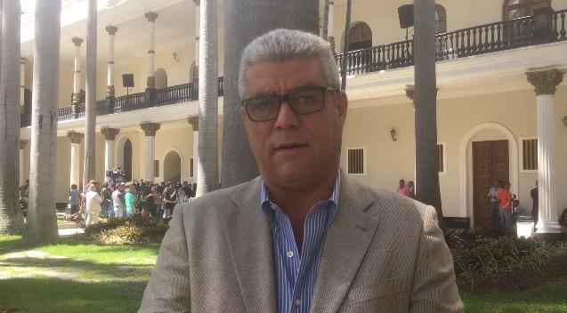 El diputado a la Asamblea Nacional, Alfonso Marquina