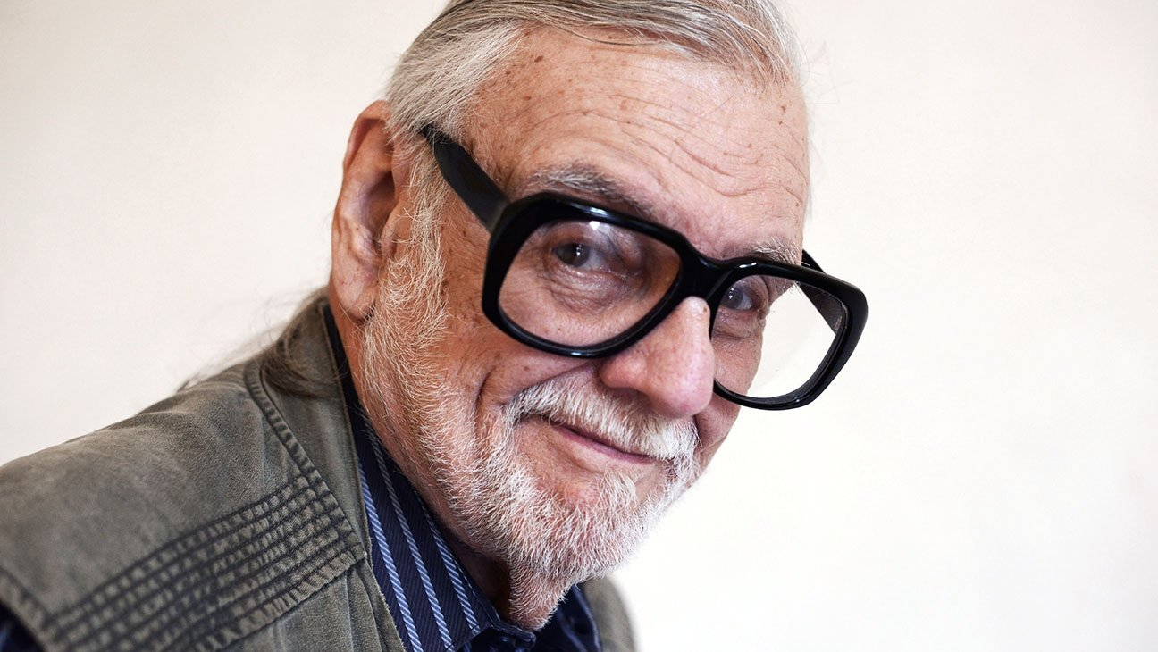 Foto: El director de cine George A. Romero, padre de las películas de zombis / Hollywood Reporter
