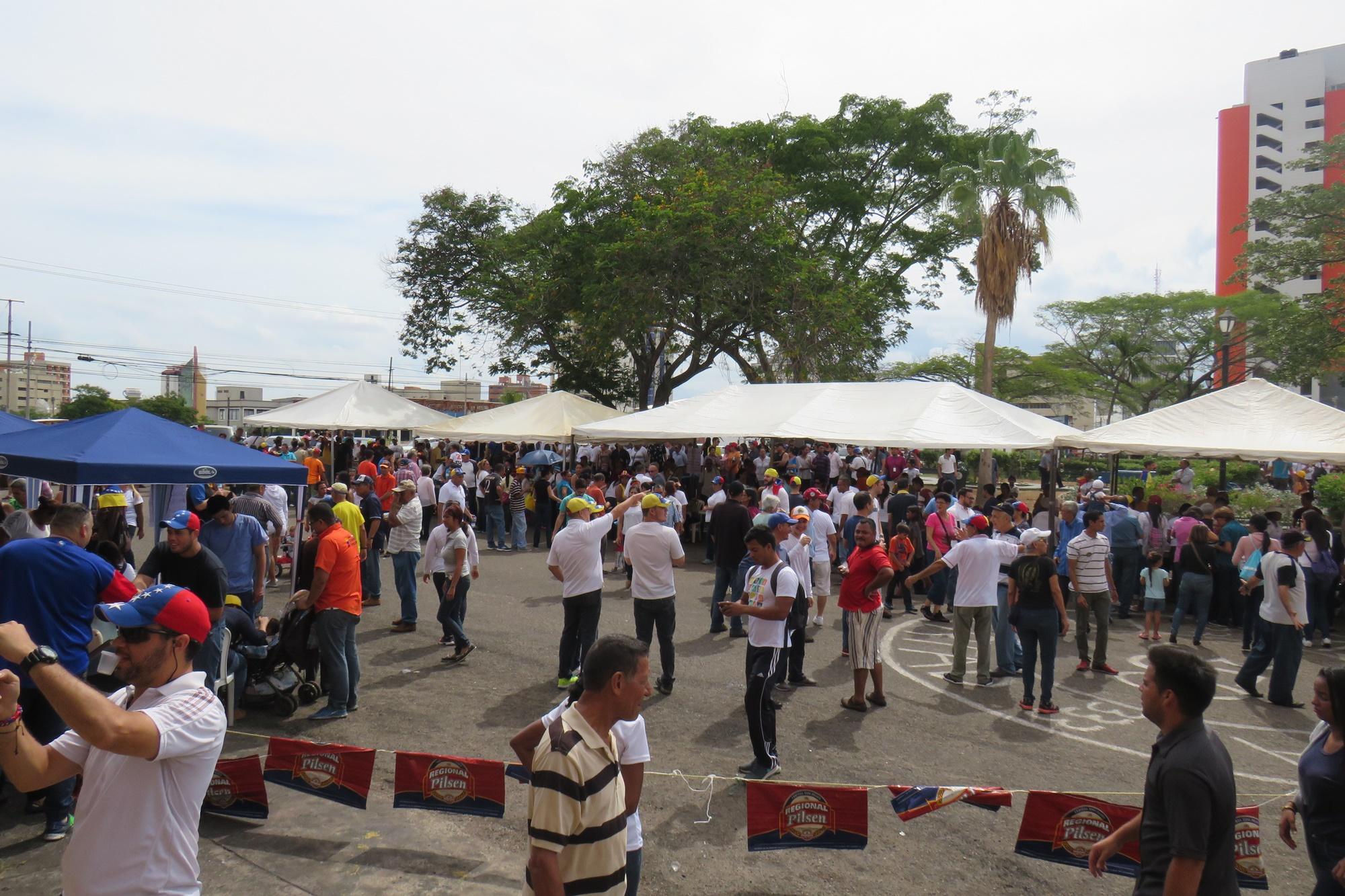 maracaibo consulta popular