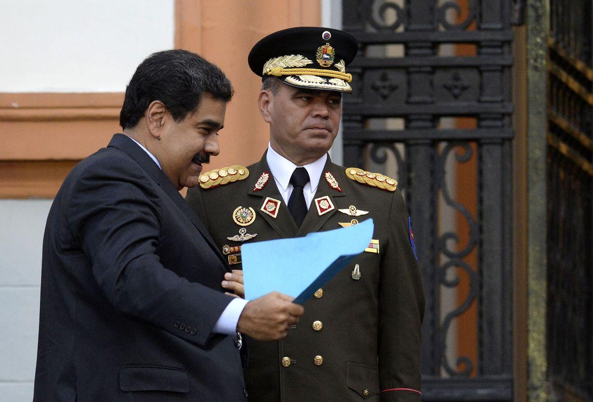 PadrinoLopez y Maduro