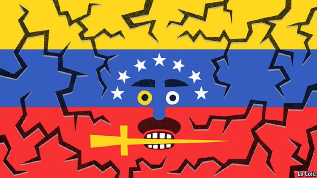 The Economist: Frente a la catástrofe, ¿cómo lidiar con Venezuela?