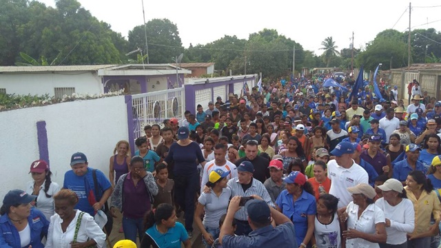 Prensa Manuel Rosales