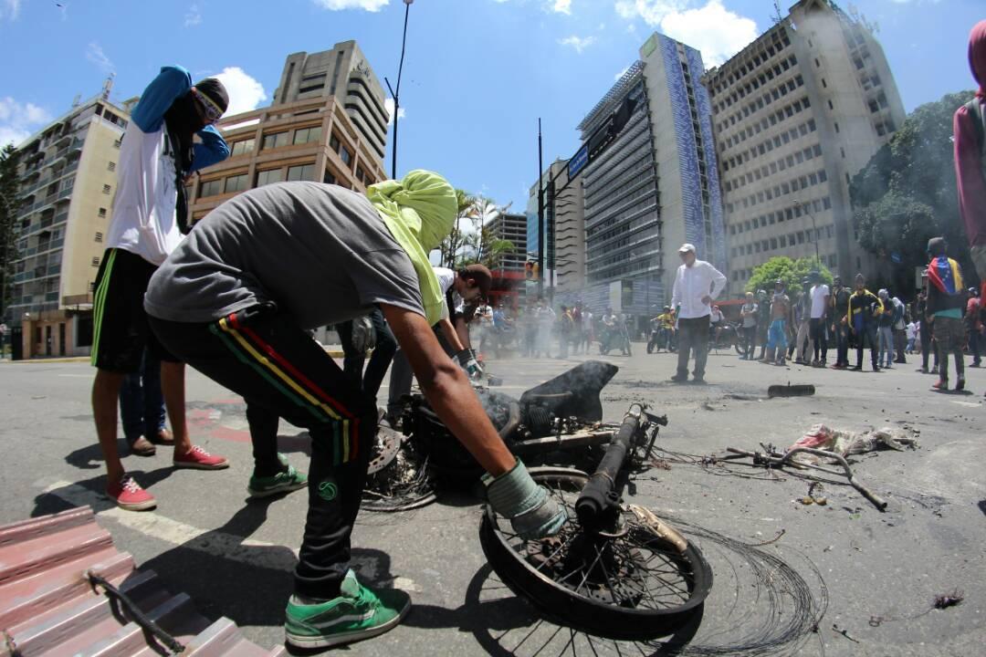 Explosión en Altamira