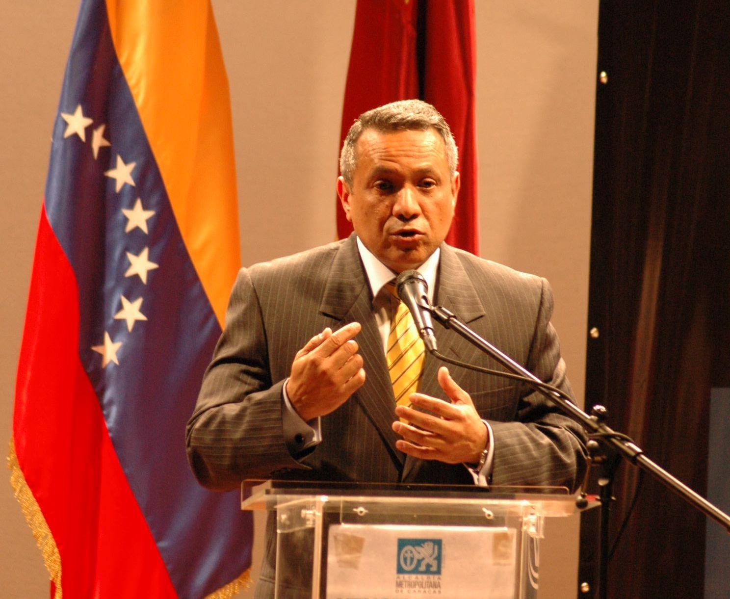 El Presidente del Cabildo Metropolitano de Caracas y concejal por Primero Justicia, Ali Mansour