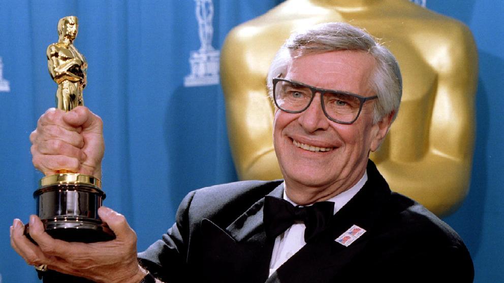 Martin Landau ganó el Oscar en 1995 por su papel en 'Ed Wood' (Blake Sell / Reuters)