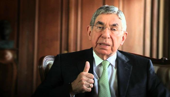 Premio Nobel de la Paz, Óscar Arias / Foto: AFP
