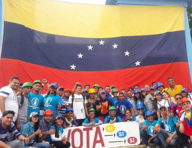 movimiento estudiantil 16j