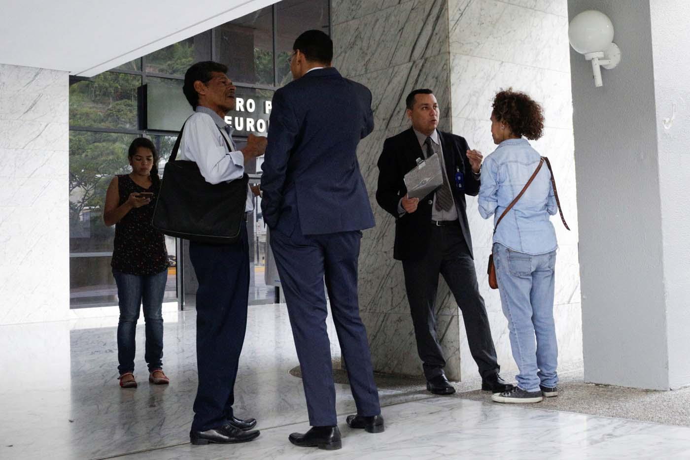 Embajada de Panamá en  Caracas, Venezuela August 23, 2017. REUTERS/Marco Bello