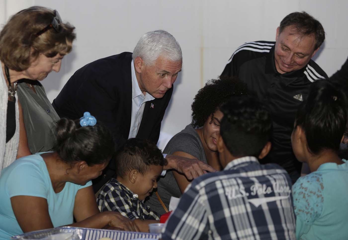 Vicepresidente Pence viaja a Florida para reunirse con exilio venezolano