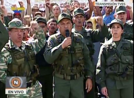 Ejercicio Militar en Maiquetia  (0)
