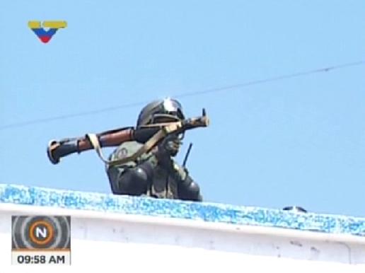 Ejercicio Militar en Maiquetia  (1)