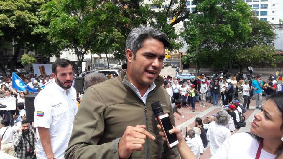Luis Somaza. Foto  NDP Luis Somaza