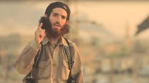 El terrorista de Daesh nacido en España que amenaza a su país con nuevos ataques