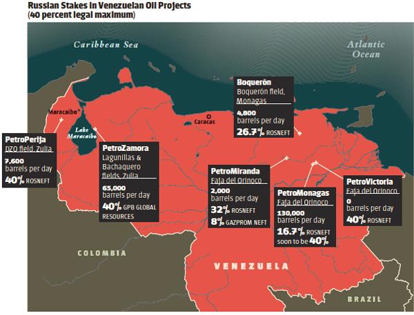 Rosneft Venezuela