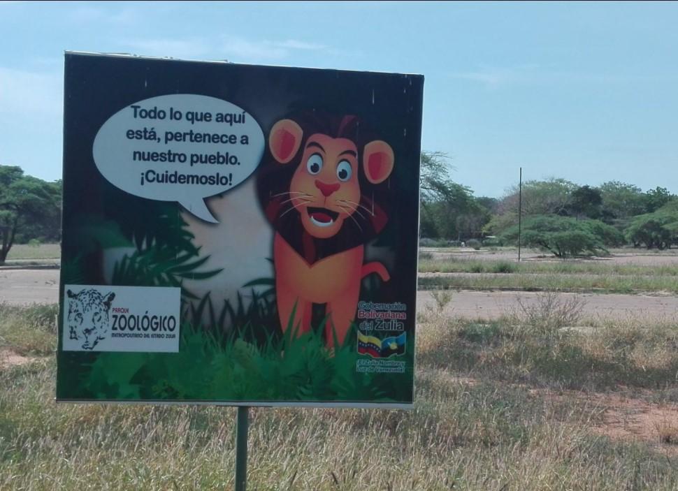 Zoológico Metropolitano del Zulia / Foto: Lenin Danieri @LDanieri