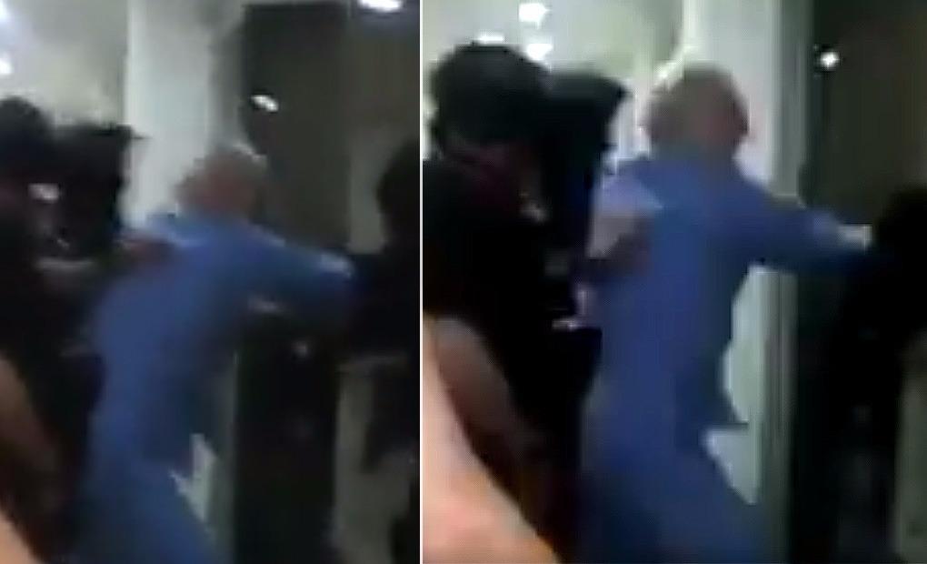 Ledezma fue sacado a la fuerza por funcionarios del Sebin desde su residencia ubicada en Santa Rosa de Lima.