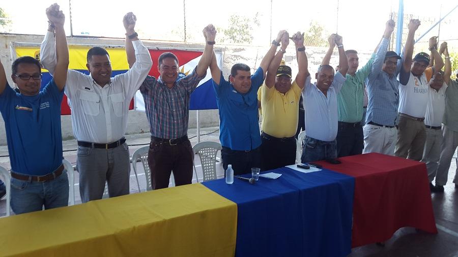 Luis Parra: Derrotaremos al cómplice de Nicolás Maduro en Yaracuy. Foto Nota de Prensa