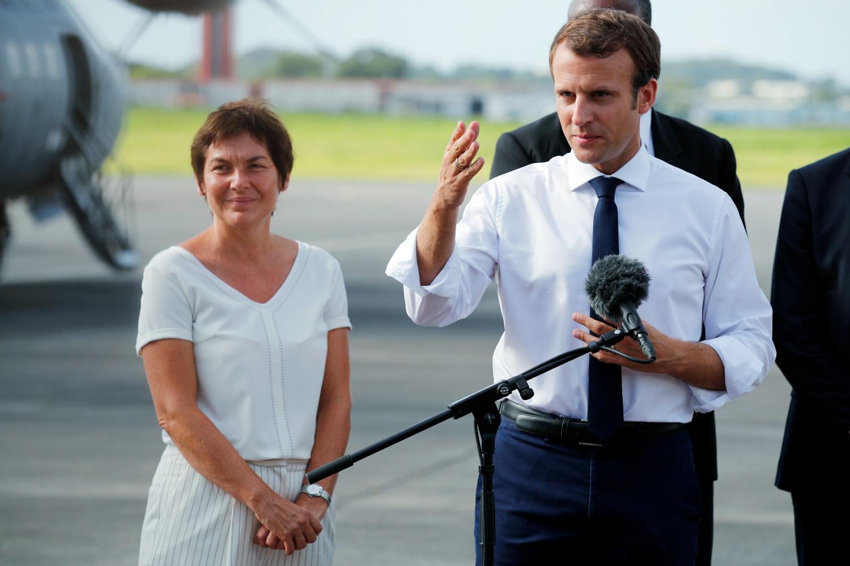 Christophe Ena / AFP