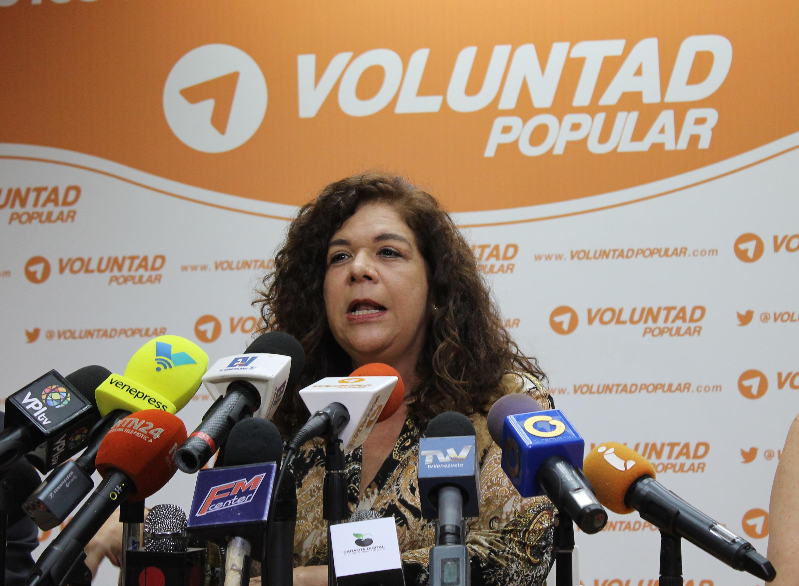 Defensa de Gilber Caro: sí estuvo en huelga de hambre y la AN irá a comprobarlo