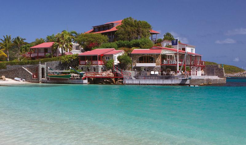 Así era el hotel Eden Rock antes del paso del huracán Irma. Foto: Edenrockhotel.com
