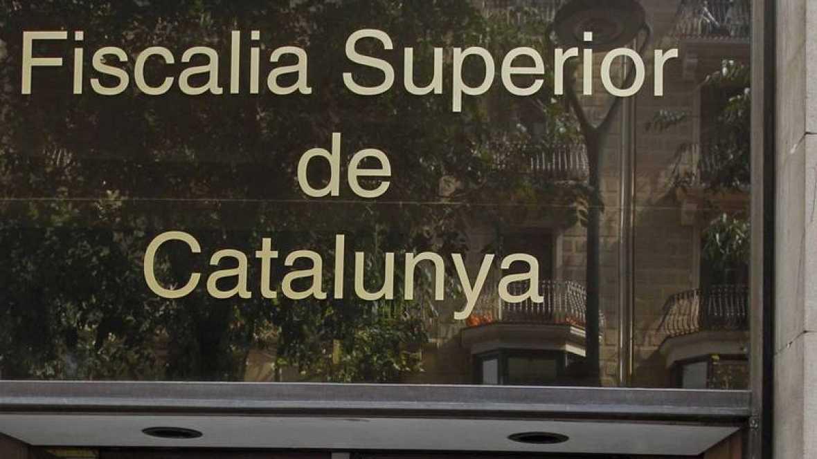 Fachada de la sede la Fiscalía Superior de Cataluña // Foto RTVE.es