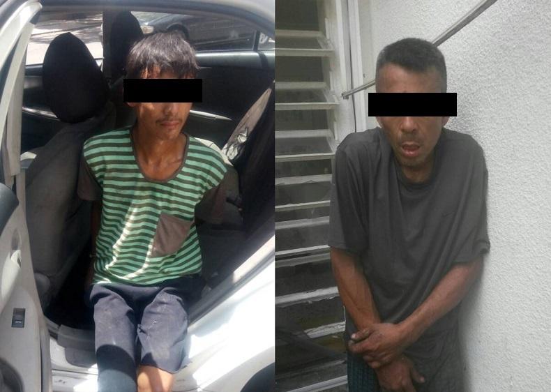 otros detenidos polichacao
