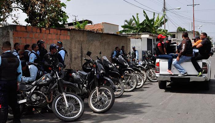 policía paz castillo