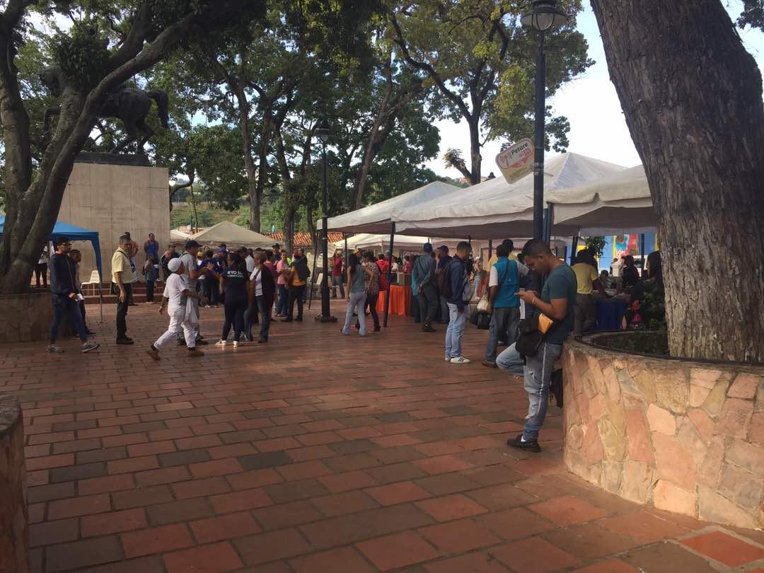 Foto: Daniela Ramos @radiofeyalegria #Primarias