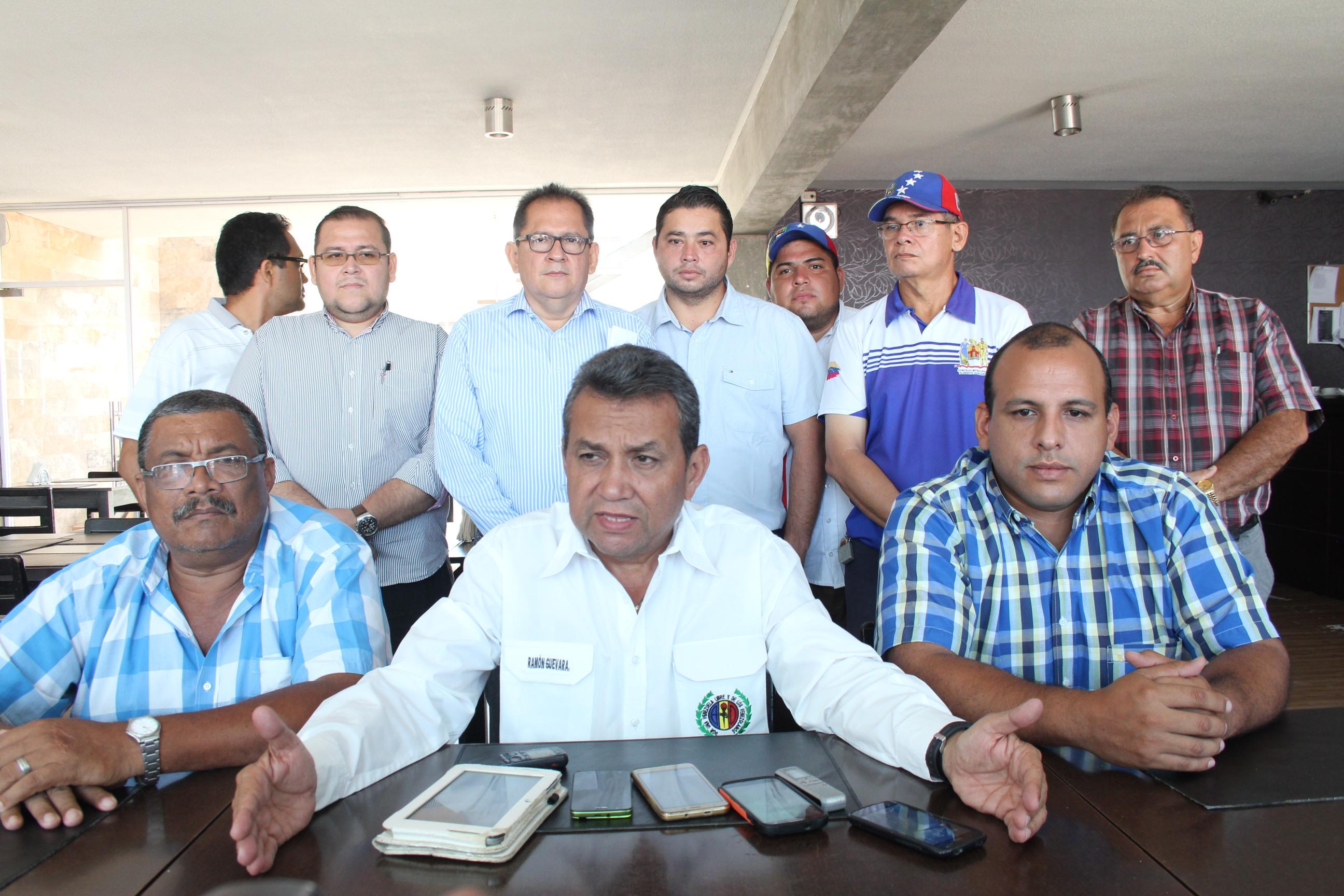 Ramón Guevara señaló que estas elecciones regionales son el inicio del cambio (FOTO: Nota de prensa)