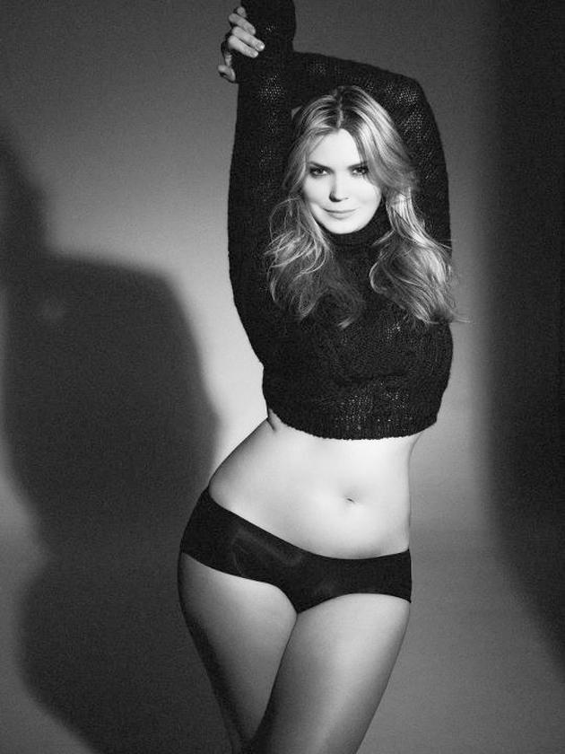 Katya Zharkova: Rusa de nacimiento su talla 44