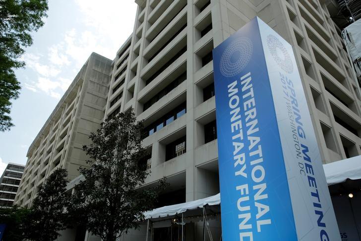 La sede del Fondo Monetario Internacional en Washington, el 21 de abril de 2017. REUTERS/Yuri Gripas