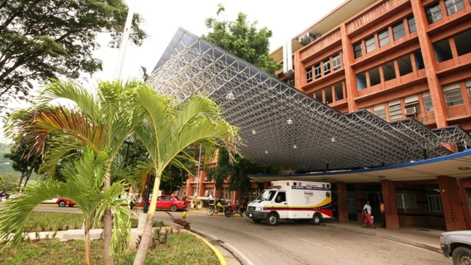 Hospital Luis Razetti de Barcelona (Foto archivo)