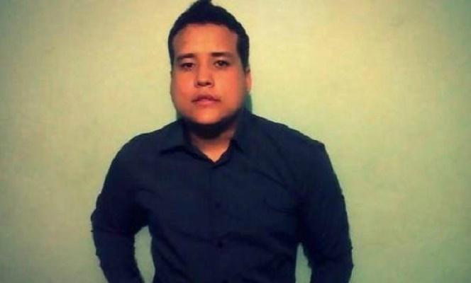 Víctor Ugas, preso político // Foto Archivo