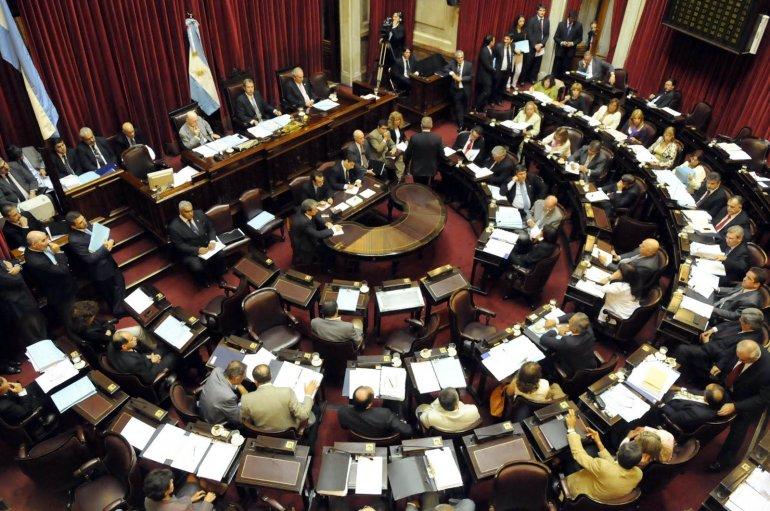 Resultado de imagen para senado argentino