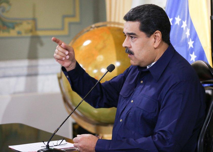 Foto: Prensa Presidencial / @PresidencialVen