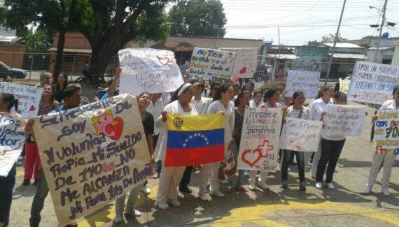 Crisis hospitalaria en Barinas (1)