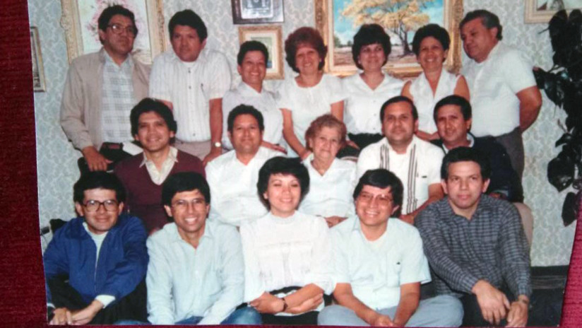 Foto: Familia Alfonzo Mayorga / Rt.com
