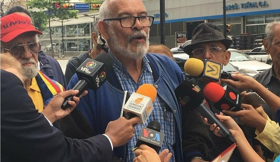 Arnaldo Benitez. Unidad
