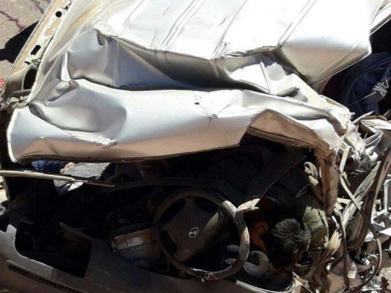 Un transporte público se estrelló contra un cerro. Bolivia Live / Twitter