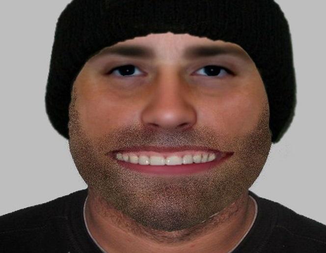 Retrato hablado de un ladrón que se convirtió en meme // Foto @warkspolice
