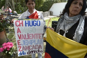 Así hacen los chamanes ecuatorianos para que Chávez se cure (Fotos)