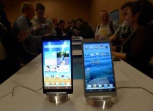 Nuevos smartphones buscan competir con grandes gracias a bajos precios