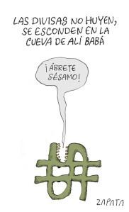 Caricaturas del martes 22 de enero de 2013