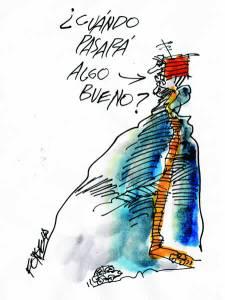 Caricaturas del sábado 26 de enero de 2013