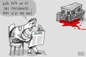 Caricaturas del lunes 28 de enero de 2013